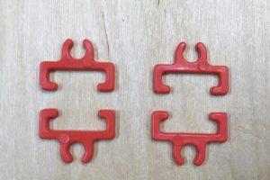 Прямоугольный держатель для шнура